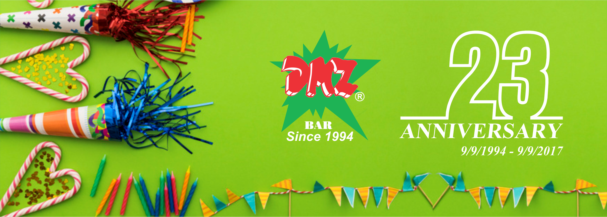 23 YEARS WEB DMZ